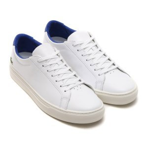 LACOSTE L.12.12 117 2 (ラコステ L.12.12 117 2) (WHITE/DARK BLUE)|chapter-ex