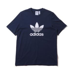 アディダス adidas Tシャツ トレフォイル ティー (COLLEAGE NAVY) 19FW-I|chapter-ex