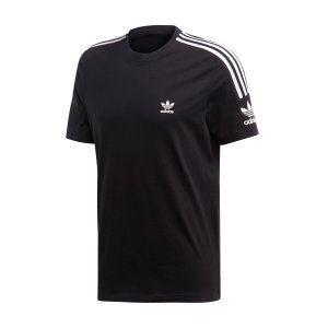 アディダス adidas Tシャツ ロックアップ ティー (BLACK) 19FW-I|chapter-ex