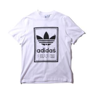 アディダス adidas Tシャツ ビンテージ ティー (WHITE/BLACK) 19FW-I|chapter-ex