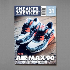 SNEAKER FREAKER ISSUE 31|chapter-ex
