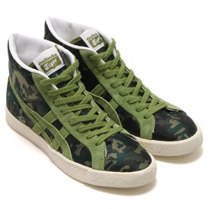 Onitsuka Tiger FABRE RB (オニツカタイガー ファブレ RB) (GREEN CAMO/MOSS)|chapter-ex