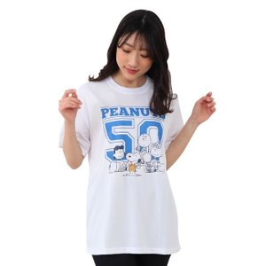 9/22 まで 在庫限り 決算セール スヌーピー スポーツ ドライ プリント 半袖 Tシャツ S M L|chara-basket