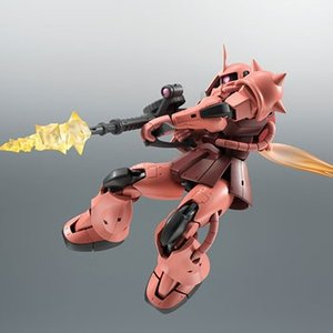 35年の歴史と技術革新。ROBOT魂に赤い彗星現る !/メーカー:バンダイ/シリーズ:ROBOT魂/...