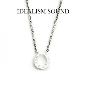 idealism sound ネックレス,イデアリズムサウンド ネックレス,idealism sound ホースシューネックレス,Silver925,通販,取扱い|charger