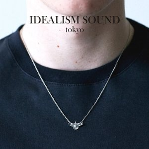 idealism sound イデアリズムサウンド TINY EAGLE NECKLACE SILVER イーグル ネックレス シルバー|charger
