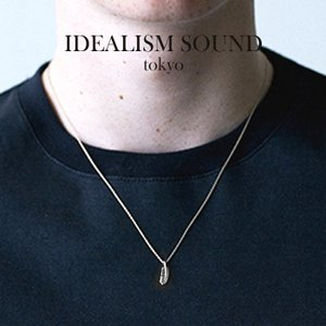 idealism sound イデアリズムサウンド SMALL FEATHER NECKLACE SILVER スモールフェザー ネックレス シルバー|charger