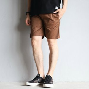 COOKMAN ショーツ クックマン ショートシェフパンツ チョコレート Short Chef Pants Chocolate ブラウン Brown 2021春夏新作|charger