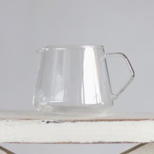 キントー KINTO 耐熱ガラス サーバー オシャレ コーヒーサーバー 300ml|charger