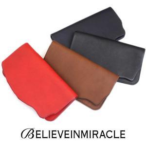 BELIEVEINMIRACLE,ビリーブインミラクル,長財布,LONG WALLET,レザーロングウォレット,(4色展開)通販、取扱い