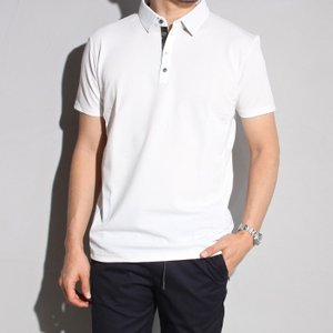 SALE 30%OFF wjk ポロシャツ ダブルジェイケイ ラグスポ ポロシャツ ホワイト luxpo polo white 2019春夏新作|charger