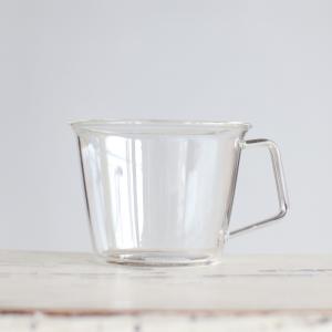 キントー KINTO 耐熱ガラス オシャレ CAST コーヒーカップ 容量220ml charger
