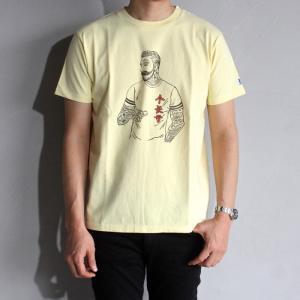 SALE 30%OFF テス ザエンドレスサマー Tシャツ TES THE ENDLESS SUMMER マリブ スター Tシャツ レモンイエロー MALIBU STAR-T L.YELLOW 2019春夏新作|charger