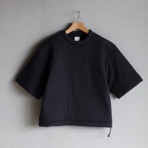 SALE 40%OFF  クロ トップス KURO パディングS/STシャツ PADDING S/S TEE ブラック BLACK 2020秋冬新作 charger