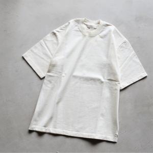 alvana Tシャツ アルヴァナ  アルティメイトハードTシャツ ULTIMATE HARD TEE SHIRTS アイボリー IVORY 2021春夏新作 charger