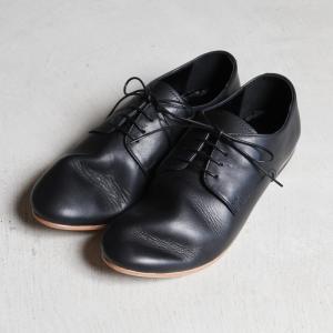 アルコレッタパドローネ 革靴 ARCOLLETTA PADRONE  DERBY DANCE SHOES ダービーダンスシューズ black ブラック  2020春夏新作|charger