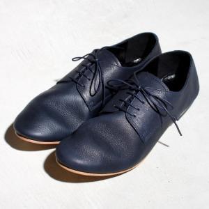 アルコレッタパドローネ 革靴 ARCOLLETTA PADRONE  DERBY DANCE SHOES ダービーダンスシューズ  Navy ネイビー  2019春夏新作|charger