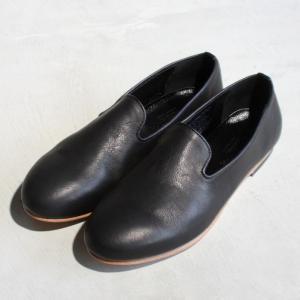 アルコレッタパドローネ 革靴  ARCOLLETTA PADRONE OPERA SHOES オペラシューズ BLACK ブラック 2019春夏新作|charger