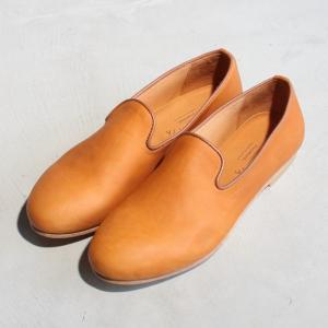アルコレッタパドローネ 革靴  ARCOLLETTA PADRONE OPERA SHOES オペラシューズ CAMEL キャメル 2019春夏新作|charger