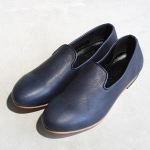 アルコレッタパドローネ 革靴  ARCOLLETTA PADRONE OPERA SHOES オペラシューズ NAVY ネイビー 2019春夏新作|charger