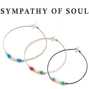 シンパシーオブソウル ブレスレット SYMPATHY OF SOUL ワンマイルジュエリービーズブレスレット One Mile Jewelry PDS Beads Bracelet Silver K14YG|charger