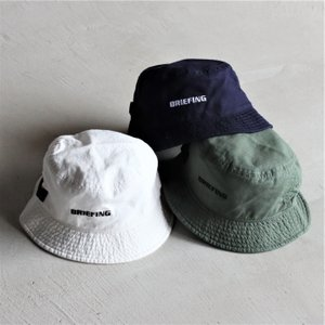 ブリーフィング ゴルフ ハット BRIEFING GOLF CRUISE LINE MSベーシックハット MS BASIC HAT ホワイト/オリーブ/ネイビー 3色展開 2020春夏新作|charger