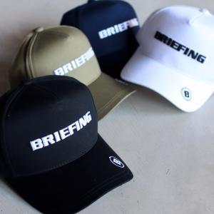 ブリーフィング ゴルフ キャップ BRIEFING GOLF MSベーシックキャップ MS BASIC CAP 4色展開 2020秋冬新作|charger