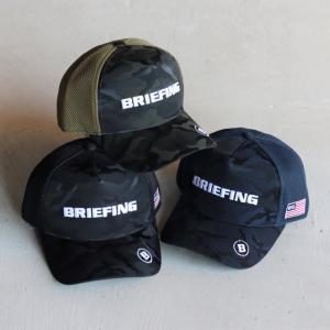 ブリーフィング ゴルフ キャップ BRIEFING GOLF MSカモメッシュキャップ MS CAMO MESH CAP 3色展開 2020秋冬新作|charger