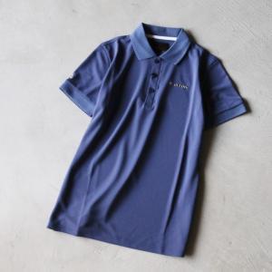 ブリーフィング ゴルフ メンズ ポロシャツ BRIEFING GOLF ベーシックポロ BASIC POLO デニムブルー DENIM BLUE 2021春夏新作|charger