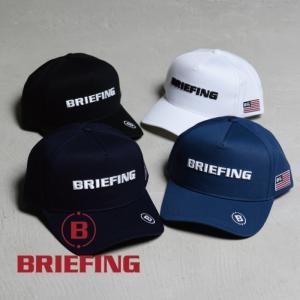 ブリーフィング ゴルフ キャップ BRIEFING GOLF ベーシックキャップ BASIC CAP ホワイト/ブラック/デニムブルー/ネイビー 4色展開|charger