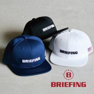 ブリーフィング ゴルフ キャップ BRIEFING GOLF メッシュフラットバイザーキャップ MESH FLATVISOR CAP ホワイト/ブラック/ネイビー 3色展開|charger