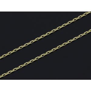 シンパシーオブソウル チェーン SYMPATHY OF SOUL K18YG 0.53 Square Chain 1.5mm 45cm K18イエローゴールド スクエアチェーン|charger