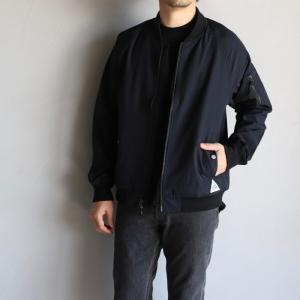 ケープハイツ メンズ ジャケット Cape HEIGHTS ナイロンジャケット OKENFIELD JACKET ブラック BLACK 2020春夏新作|charger