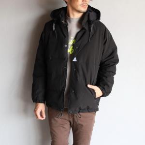ケープハイツ ジャケット Cape HEIGHTS LUTAKジャケット LUTAK Jacket ブラック BLACK 2020秋冬新作|charger