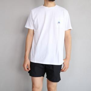 ケープハイツ Tシャツ Cape HEIGHTS フォガティー Tシャツ ホワイト FOGERTY T-SHIRT WHITE 2019春夏新作|charger