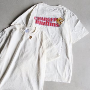 CHARGER COFFEE STAND  Tシャツ チャージャーコーヒースタンド オリジナル マフィンズ TEE CHARGER muffins オフホワイト OFF WHITE 2021春夏新作|charger