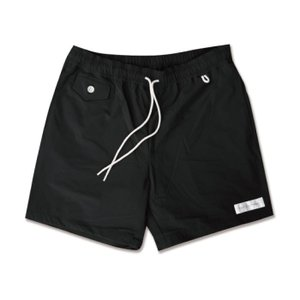 エディットクロージング ショーツ EDIT CLOTHING 4wayストレッチボードショーツ ブラック 4way stretch board shorts black 2019春夏新作|charger