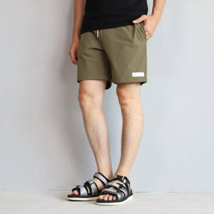 SALE 30%OFF エディットクロージング ショーツ EDIT CLOTHING 4wayストレッチボードショーツ カーキ 4way stretch board shorts khaki 2019春夏新作|charger
