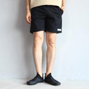 SALE 30%OFF エディットクロージング ショーツ EDIT CLOTHING ラインボードショーツ ブラック Line board shorts Black 2019春夏新作|charger