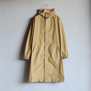 エディットクロージング アウター EDIT CLOTHING ナチュラルコート Natural Coat  ベージュ Beige 2020秋冬新作|charger