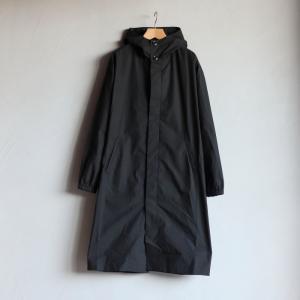 エディットクロージング アウター EDIT CLOTHING ナチュラルコート Natural Coat  ブラック Black 2020秋冬新作|charger