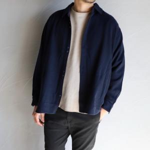 SALE 40%OFF エディットクロージング ジャケット EDIT CLOTHING ヘリンボーンウールシャツジャケット Herringbone wool shirts Jacket 2020秋冬新作|charger