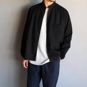 SALE 40%OFF  エディットクロージング アウター EDIT CLOTHING クルミボタンジャケット Kurumi bottan JK ブラック BLACK 2020秋冬新作|charger