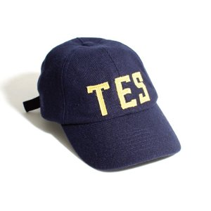 TES THE ENDLESS SUMMER テス ザエンドレスサマー 2016秋冬新作 WOOLEN FELT CAP (TES) NAVY ウーレンフェルトキャップ (TES) ネイビー|charger