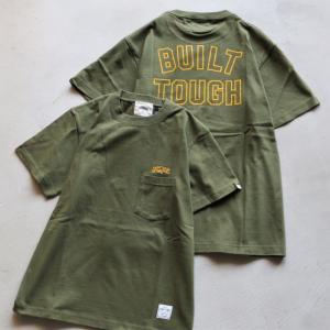 セブンティーフォー Tシャツ SEVENTY FOUR ポケット半袖 Tシャツ POCKET S/S T-SHIRT オリーブ OLIVE 2021春夏新作|charger
