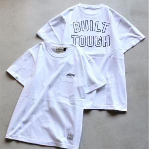 セブンティーフォー Tシャツ SEVENTY FOUR ポケット半袖 Tシャツ POCKET S/S T-SHIRT ホワイト WHITE 2021春夏新作|charger