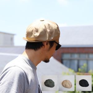 マイティーシャイン 帽子 MightyShine ヘッジホグキャス ツイル Headgehog Cas TWILL 3色展開 2019春夏新作 charger
