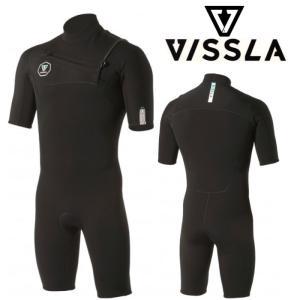 SALE 40%OFF ヴィスラ ウェットスーツ VISSLA セブンシーズ スプリング 2-2mm 7 SEAS 2-2 SPRING ブラック BLACK 2020春夏新作|charger