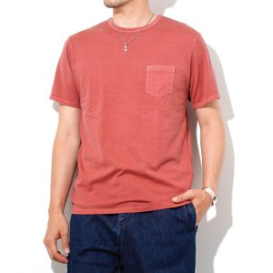 No one Special ノーワンスペシャル 2017夏新作 半袖 シリコン バイオ Tシャツ レッド RED|charger