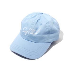OAKLAND SURF CLUB オークランドサーフクラブ NEW WAVE HAT BABY BLUE ニューウェーブ キャップ ベイビー ブルー|charger